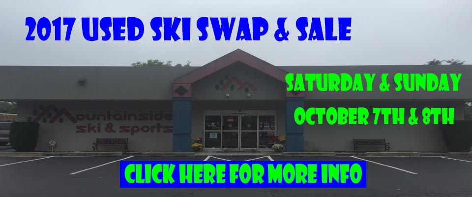 2017 SKI SWAP AND SALE
